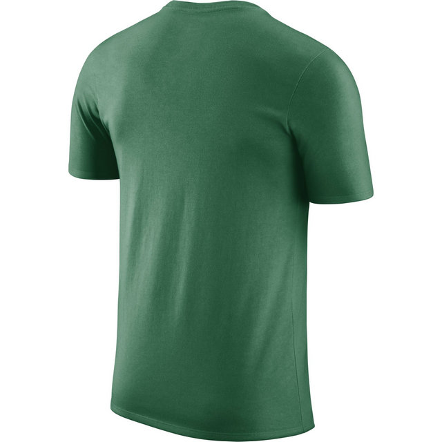 T-shirt Boston Celtics Dry clover Vert